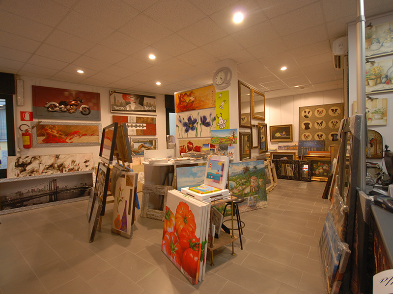 Negozio di quadri moncalieri angolo della cornice - Il mercato della piastrella moncalieri orari ...