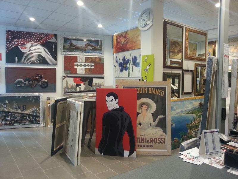 Negozio di quadri moncalieri angolo della cornice - Ikea stampe e quadri ...